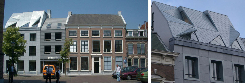 Monument en nieuwbouw Gorinchem